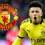 How much is Man Utd willing to pay for Jadon Sancho