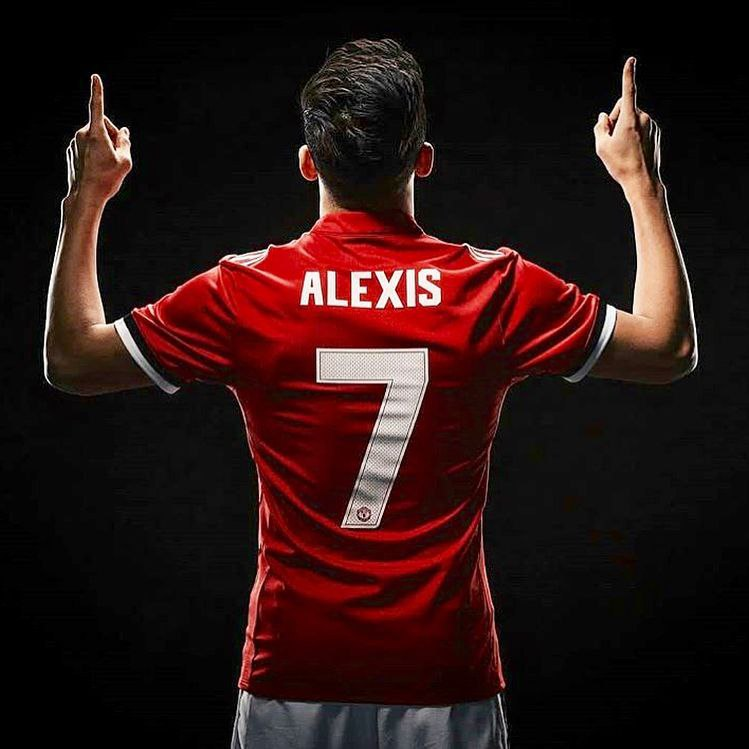 What Alexis Sanchez has to say on his stay at Manchester United