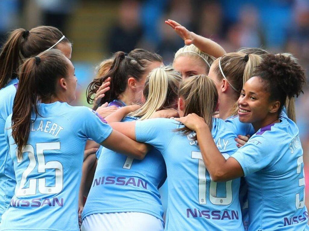 Manchester-women-team-player