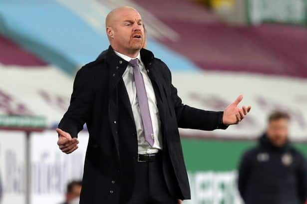 Sean Dyche, currently the longest serving manager in the Premier League (Image: ALEX LIVESEY/POOL/AFP via Getty Images)