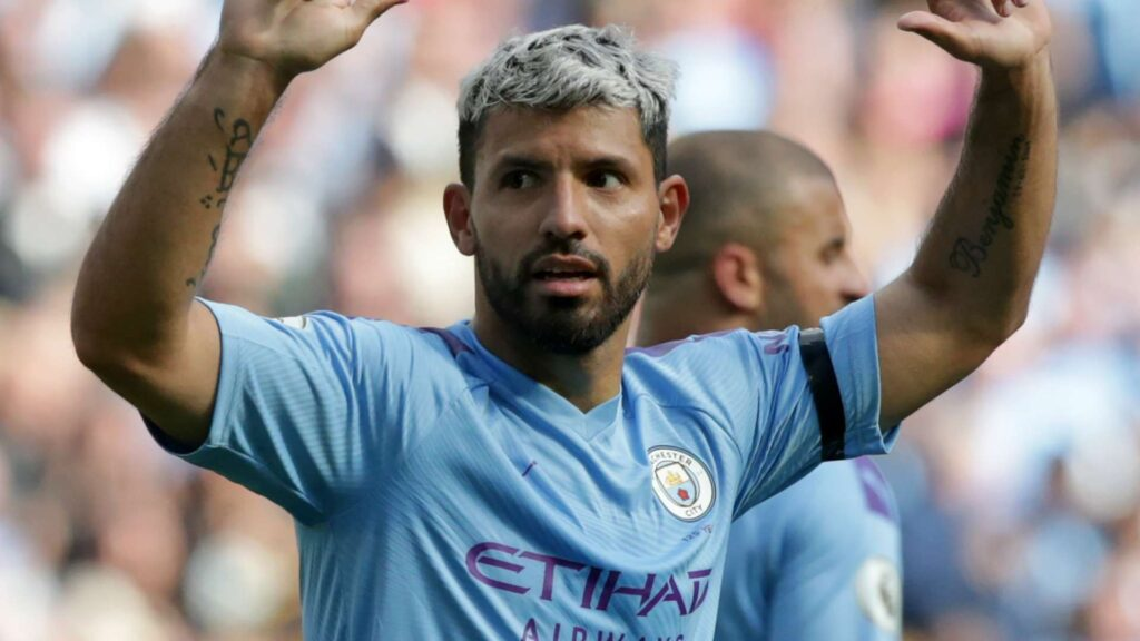 Sergio Aguero, City's record goalscorer, set to leave the club. (Image: Getty Images)