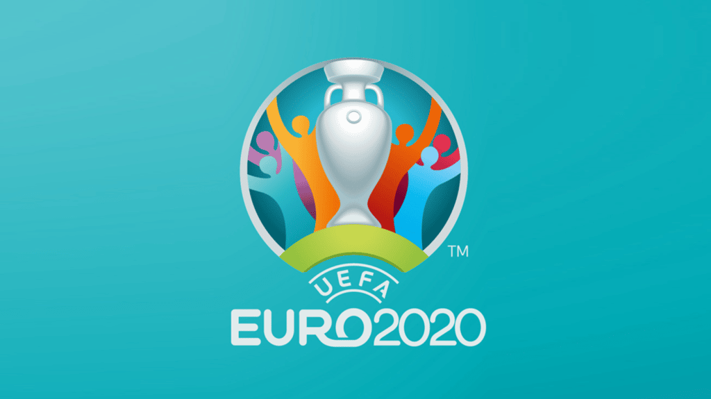 UEFA Euro 2020 banner.